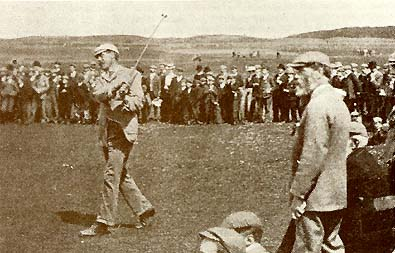 [James Braid 1901 Open Championship]