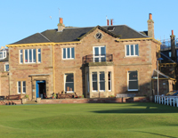 [North Berwick Clubhouse]