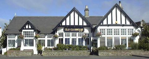 [Old Clubhouse, Gullane]