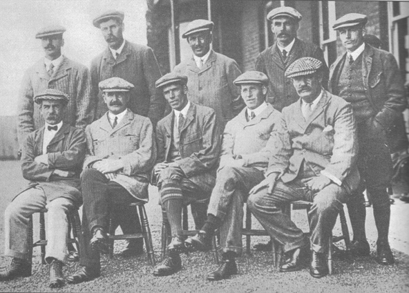 [1909 Scottish Team]